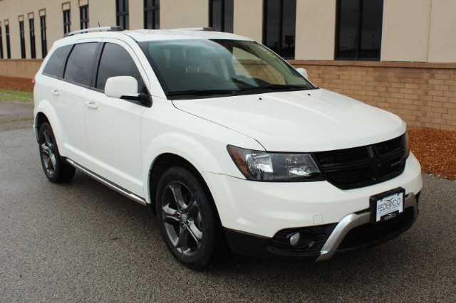 Pre-Owned 2015 Dodge Journey Crossroad