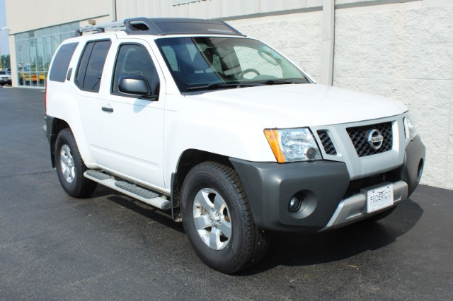 Pre-Owned 2010 Nissan Xterra S