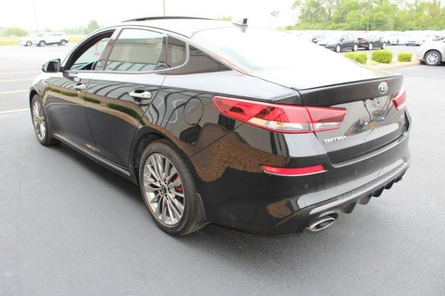 Pre-Owned 2019 Kia Optima SX