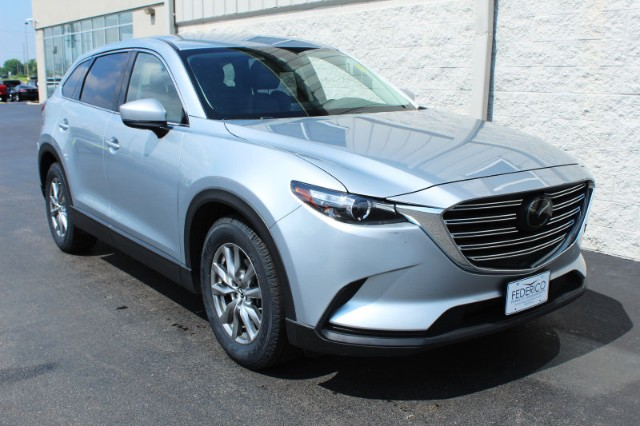 Pre-Owned 2018 Mazda CX-9 Touring FWD
