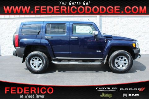 Pre-Owned 2008 Hummer H3 Base